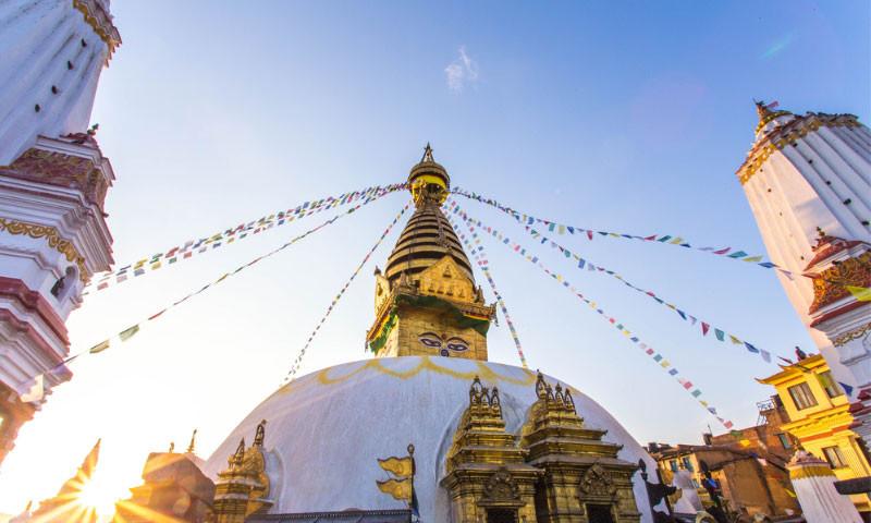 Swayambhunath Diaries