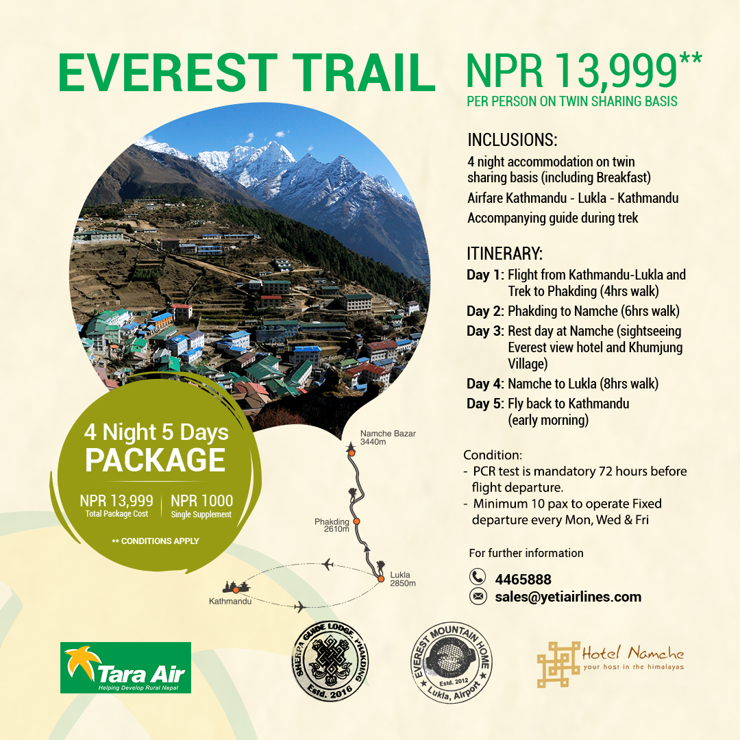 Everest Trail